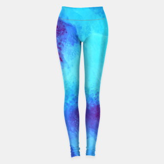 Miniatur Abstraction Leggings, Live Heroes