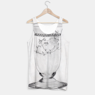 Miniaturka pre-war glass Tank Top, Live Heroes