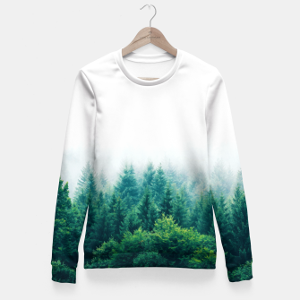Thumbnail image of Adventure Fitted Waist Sweater, Live Heroes