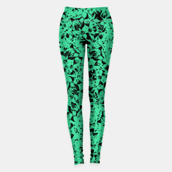 Miniatur Flower Bed Leggings, Live Heroes