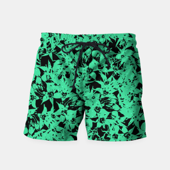 Thumbnail image of Flower Bed Swim Shorts, Live Heroes