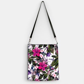 Thumbnail image of Pattern antique botanical flowers01 Bolso, Live Heroes