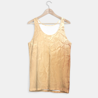 Miniaturka Melted Gold Tank Top, Live Heroes