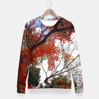 Thumbnail image of Autumn Season Fitted Waist Sweater, Live Heroes