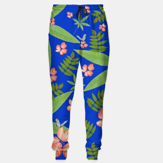 Miniature de image de Leaves on Blue Sweatpants, Live Heroes