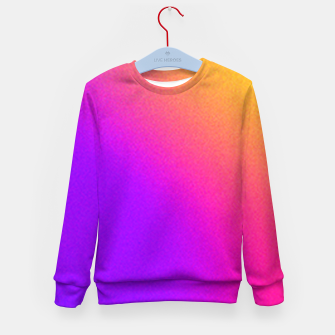 Thumbnail image of Brightness Kid's Sweater, Live Heroes