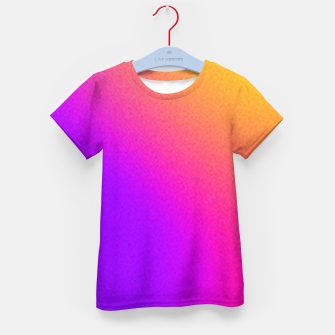 Thumbnail image of Brightness Kid's T-shirt, Live Heroes