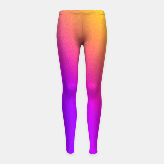 Thumbnail image of Brightness Girl's Leggings, Live Heroes
