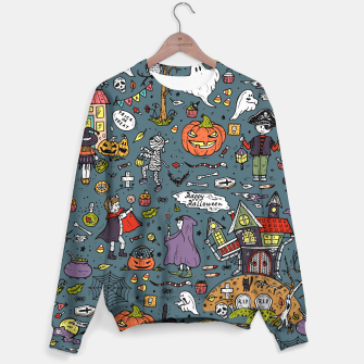 Thumbnail image of Halloween Sweater, Live Heroes