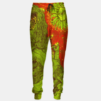 Miniature de image de Sunflower green & Red Sky Sweatpants, Live Heroes