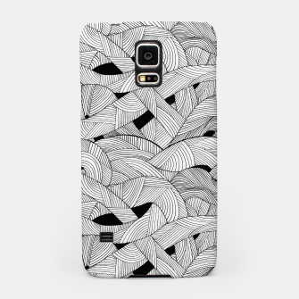 Miniatur Tangled Waves Samsung Case, Live Heroes