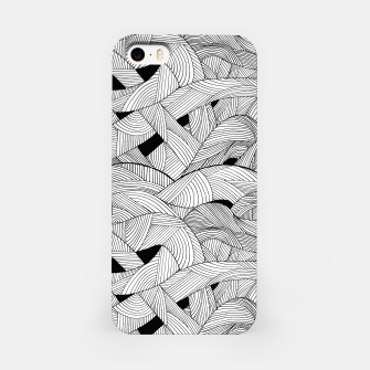 Miniatur Tangled Waves iPhone Case, Live Heroes