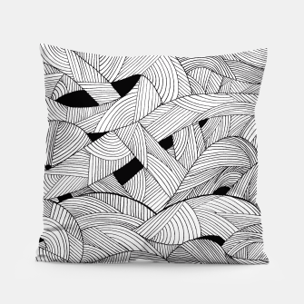 Miniatur Tangled Waves Pillow, Live Heroes