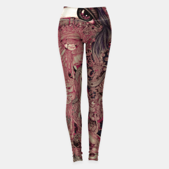 Miniatur Untitled Leggings, Live Heroes