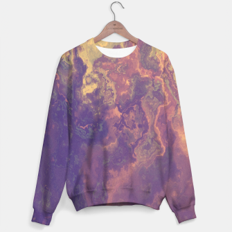 Thumbnail image of Flowy Abstract Sweater, Live Heroes