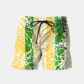 Nr1 - THE LOST TREE  Swim Shorts thumbnail image