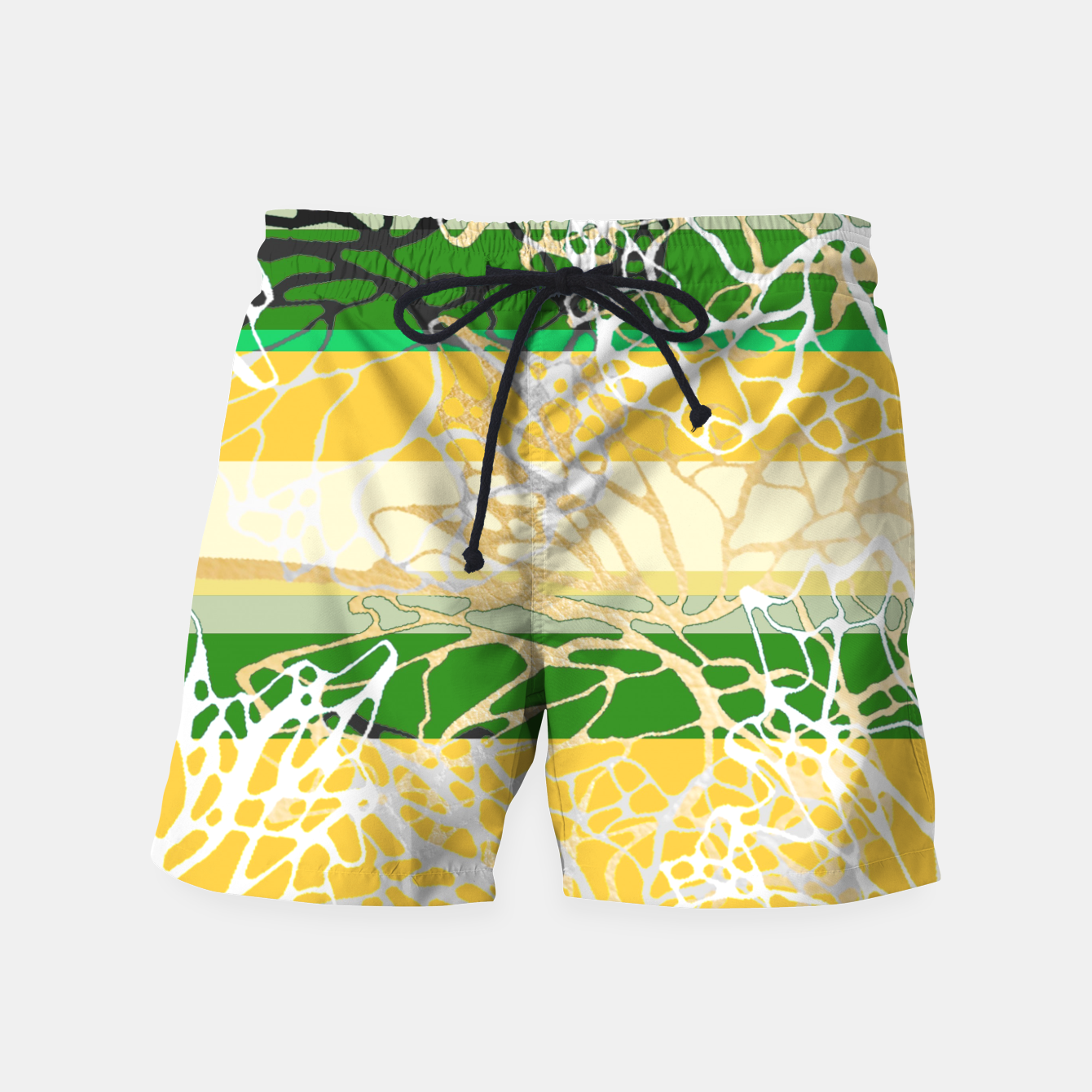 Image of Nr2 - THE LOST TREE  Swim Shorts - Live Heroes
