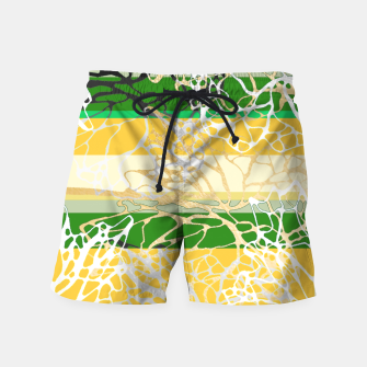 Thumbnail image of Nr2 - THE LOST TREE  Swim Shorts, Live Heroes