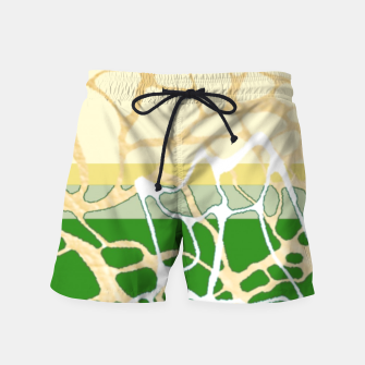 Thumbnail image of Nr 3 - THE LOST TREE  Swim Shorts, Live Heroes