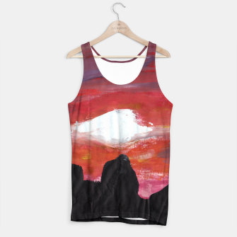 Miniature de image de city by night Tank Top, Live Heroes