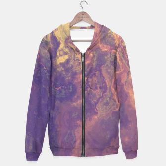 Thumbnail image of Flowy Abstract Hoodie, Live Heroes