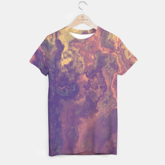 Thumbnail image of Flowy Abstract T-shirt, Live Heroes