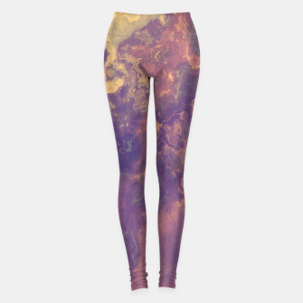 Miniatur Flowy Abstract Leggings, Live Heroes