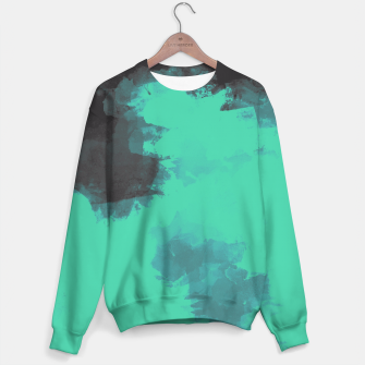Thumbnail image of Pastel Sky Earth Edition Sweater, Live Heroes