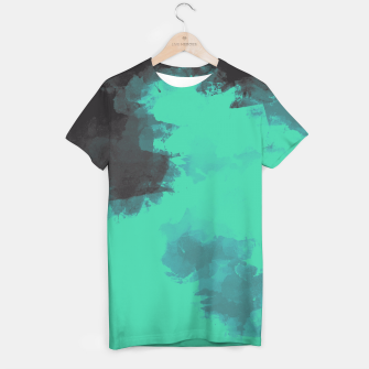 Thumbnail image of Pastel Sky Earth Edition T-shirt, Live Heroes