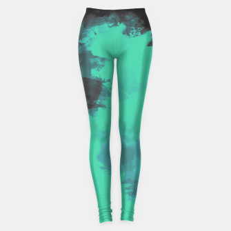 Thumbnail image of Pastel Sky Earth Edition Leggings, Live Heroes