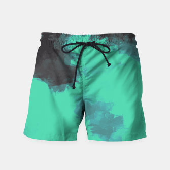 Thumbnail image of Pastel Sky Earth Edition Swim Shorts, Live Heroes