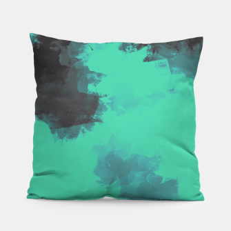 Thumbnail image of Pastel Sky Earth Edition Pillow, Live Heroes