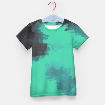 Thumbnail image of Pastel Sky Earth Edition Kid's T-shirt, Live Heroes