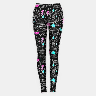 Happy Chappies Leggings obraz miniatury