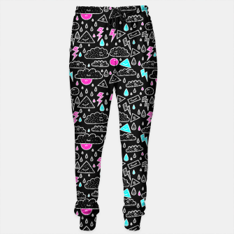 Happy Chappies Sweatpants obraz miniatury