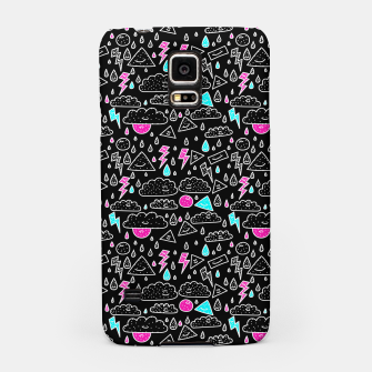 Happy Chappies Samsung Case obraz miniatury