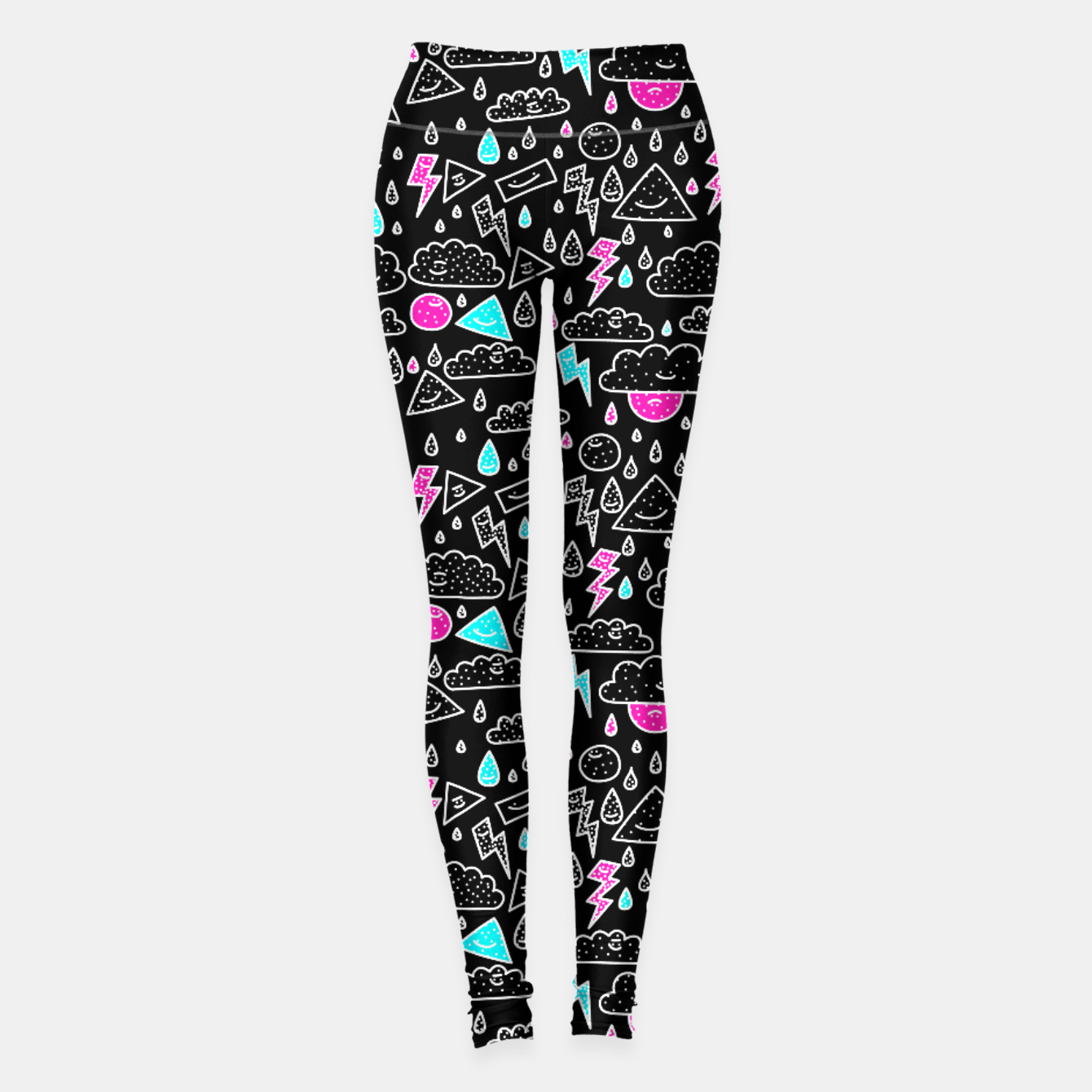 Zdjęcie Happy Chappies Leggings - Live Heroes