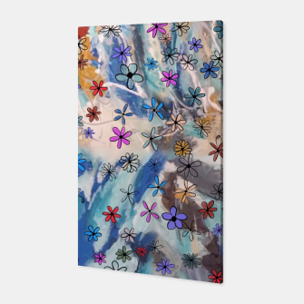 Thumbnail image of Joyful Floral Canvas, Live Heroes