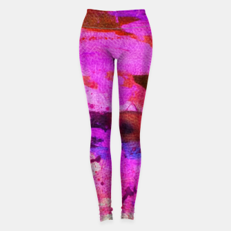Miniaturka Hot Pink Delight Leggings, Live Heroes