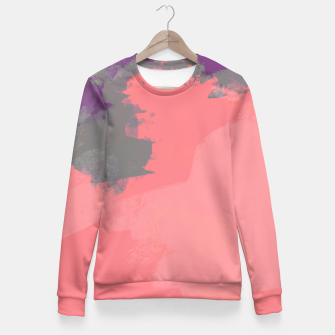 Thumbnail image of Pastel Sky Coral Edition Fitted Waist Sweater, Live Heroes