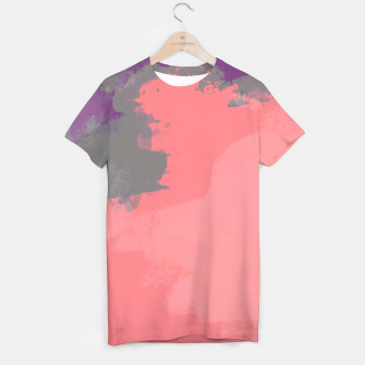 Thumbnail image of Pastel Sky Coral Edition T-shirt, Live Heroes