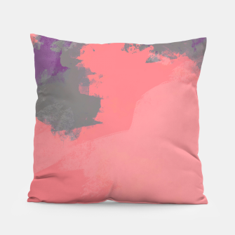 Thumbnail image of Pastel Sky Coral Edition Pillow, Live Heroes