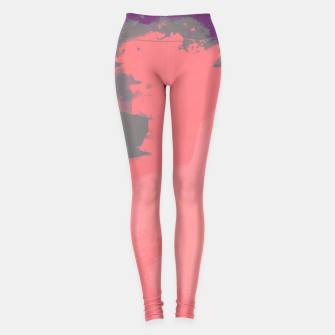 Thumbnail image of Pastel Sky Coral Edition Leggings, Live Heroes