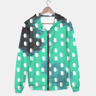 Thumbnail image of Pastel Sky Dotted Earth Edition Hoodie, Live Heroes