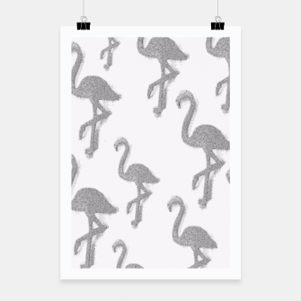 Thumbnail image of Flamingo Affiche, Live Heroes