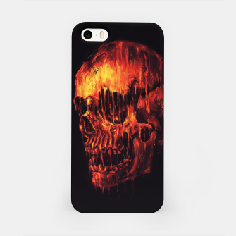 Thumbnail image of Melting Skull iPhone Case, Live Heroes