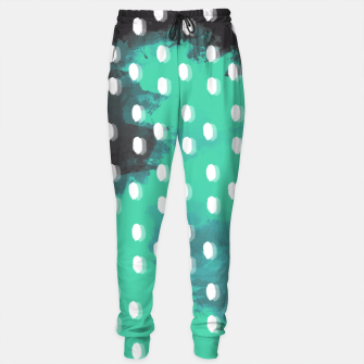 Thumbnail image of Pastel Sky Dotted Earth Edition Sweatpants, Live Heroes