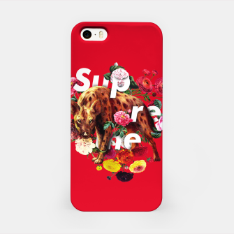 Thumbnail image of Supreme- Hyena iPhone Case, Live Heroes