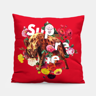 Thumbnail image of Supreme- Hyena Pillow, Live Heroes