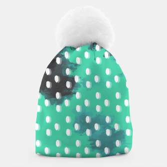 Thumbnail image of Pastel Sky Dotted Earth Edition Beanie, Live Heroes